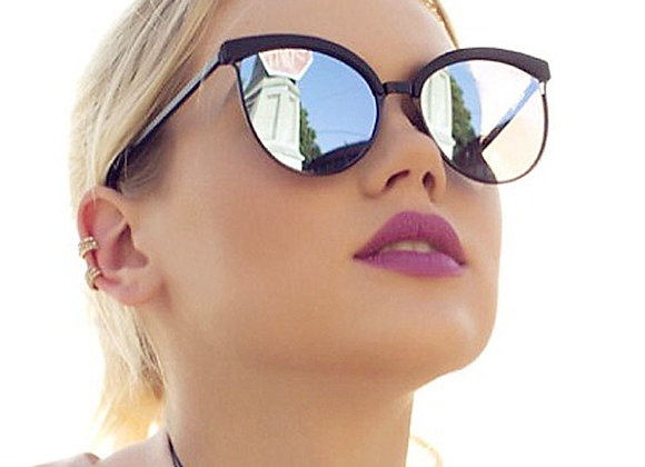 2021 Cat Eye Brand Designer Sunglasses Women Luxury Plastic Sun Glasses Classic