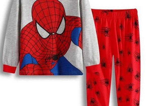 A%A-78 Girls Princess Pajamas Baby Cartoon Clothing Set Kids Pyjamas Pijamas Boy