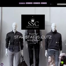 Star Status Cutz Website.PNG