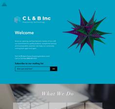 C L B INC Animated Logo Website.PNG