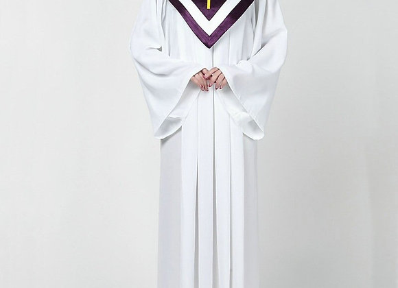 Clergy Robes Adult Priest Costume Dress Choir Church Dresses Christian Clothing