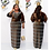 Thumbnail: 3 Pieces Set Dashiki Top Skirt Suit With Headscarf African Clothes for Women