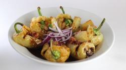 Toritos de camarón