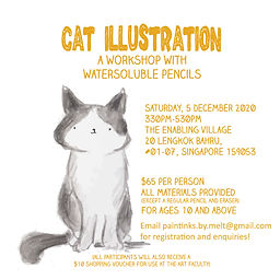 5 Dec2020_poster square_cat pencil 2020.