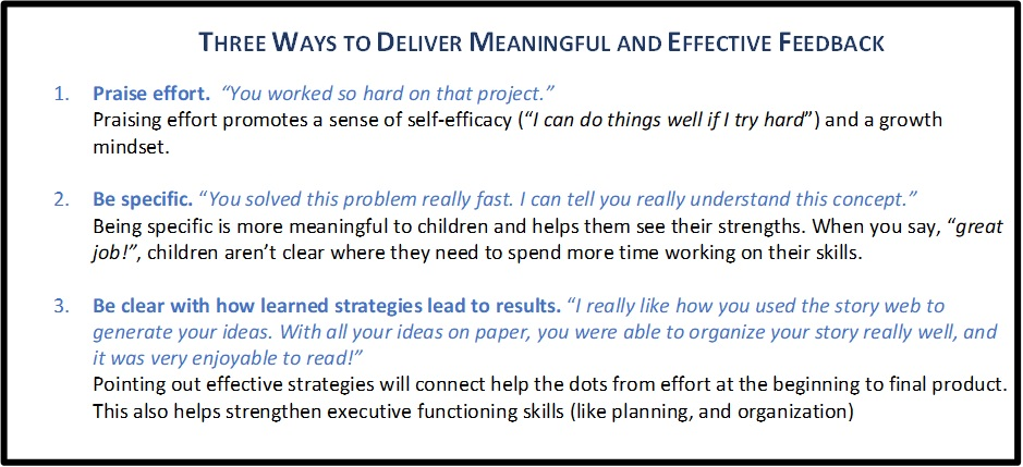 Three Ways to Deliver Meaningful and Effective Feedback