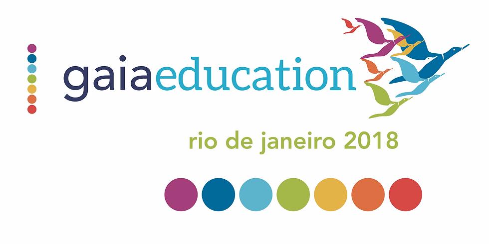 Gaia Education Rio 2018