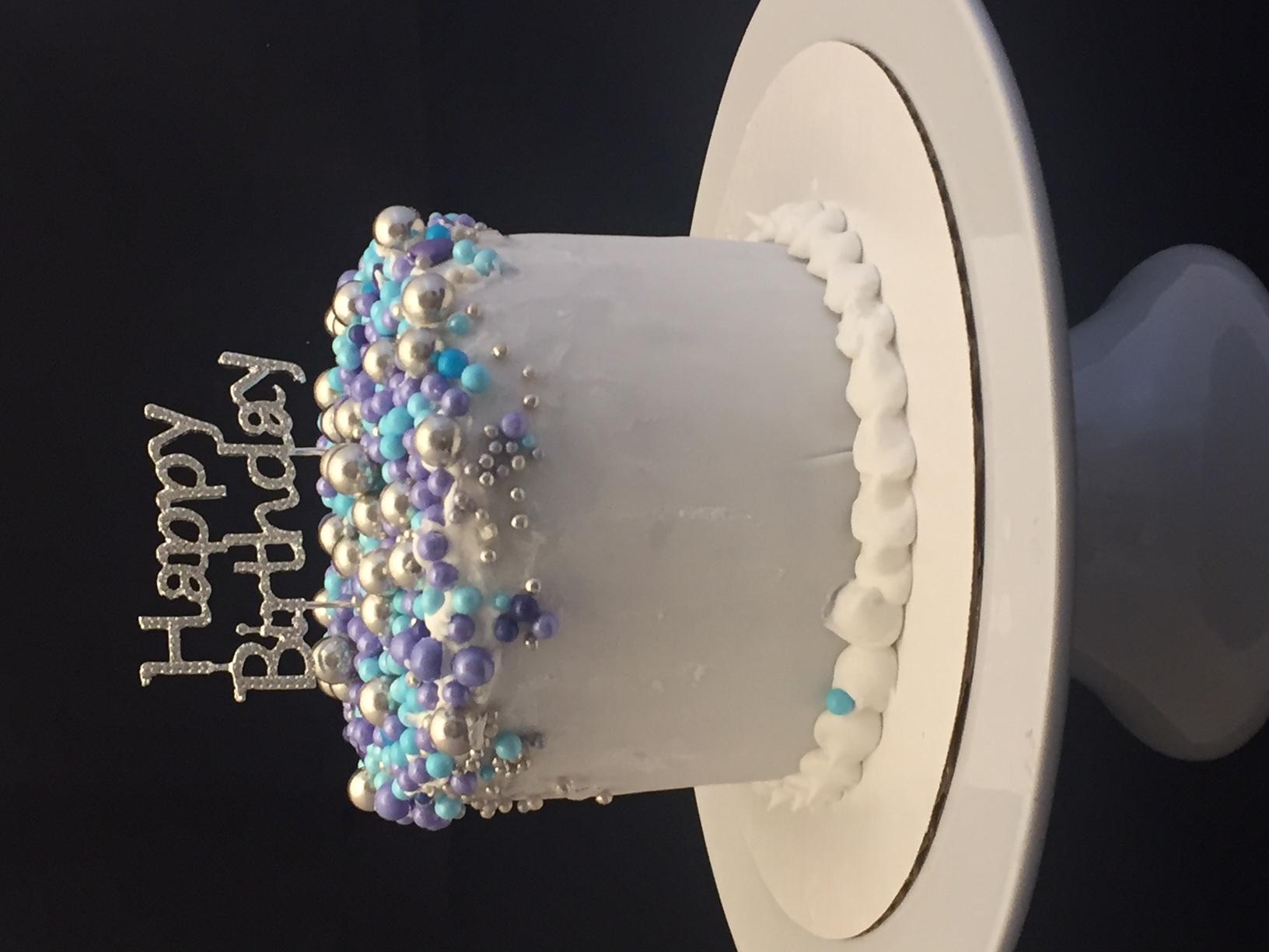 ball cake
