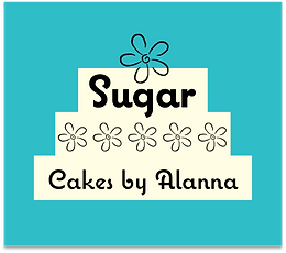 Sugar: Cakes by Alanna logo