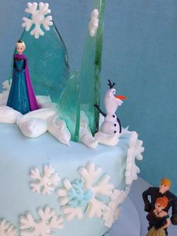 Snowflake Elsa