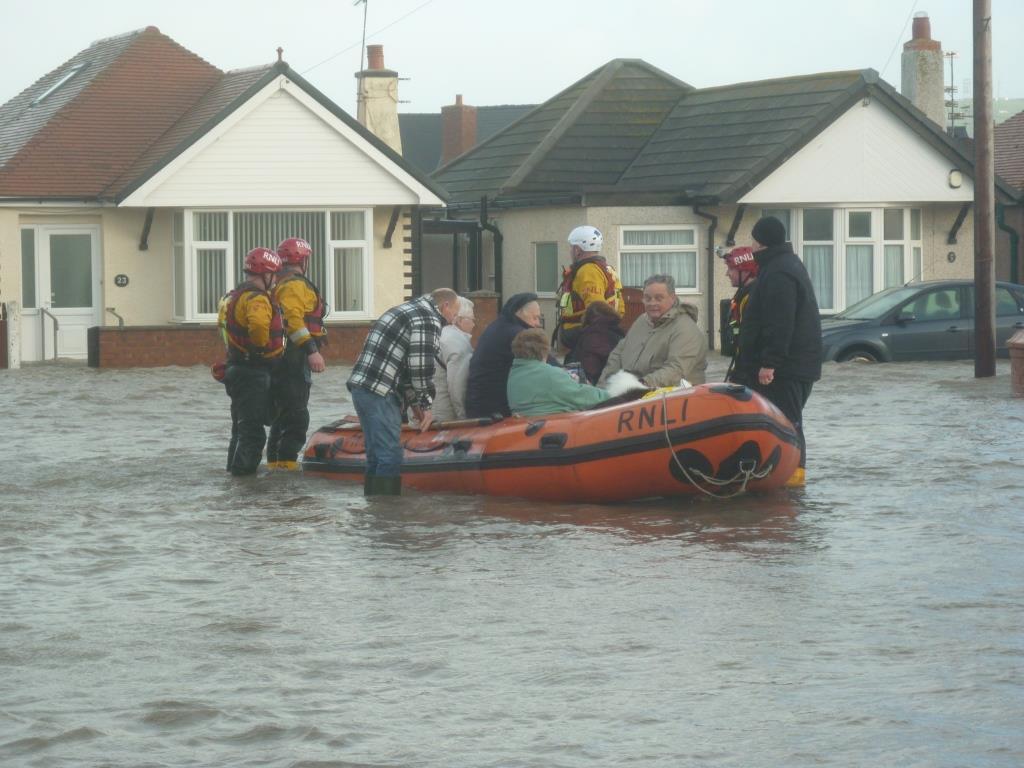 Garford Road Flooding