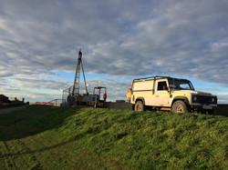 Ground Investigation – October 2017