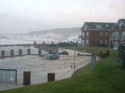 East Rhyl Flooding