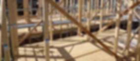 建築開始,工事状況,家づくり