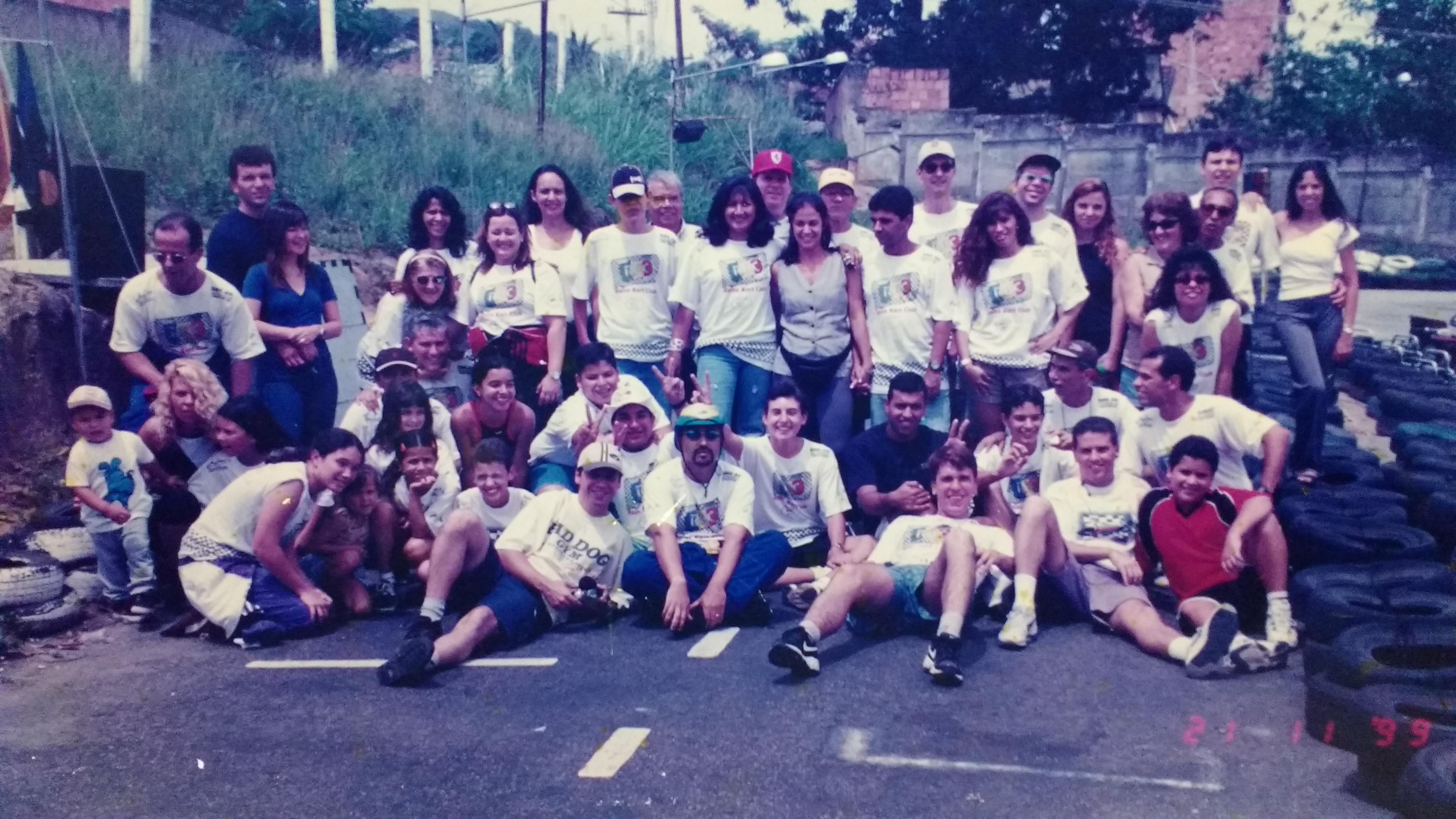Foto Oficial RKC 1999