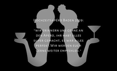 Hochzeitsapéro_Baden
