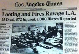Bringing a Community Together, Healing after the L.A. Riots