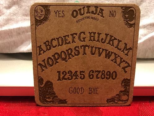 Ouija Coaster - 4 Pk (ALL ALIKE)