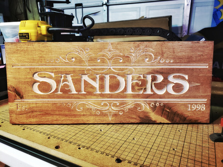 Summer time is coming! Get yourself a cool sign for your Bar or Tiki!