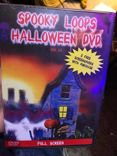 Spooky Loops Halloween DVD