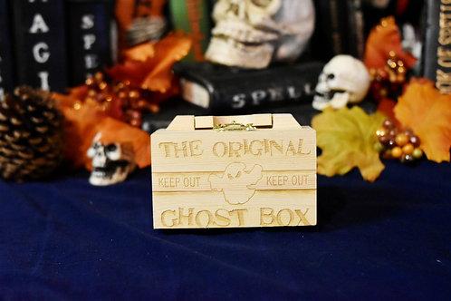 Wooden Box - Original Ghost Box