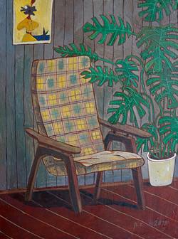 Старенькое кресло