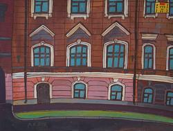 Дом на улице Писарева