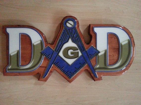 Custom Fathers Day Gift