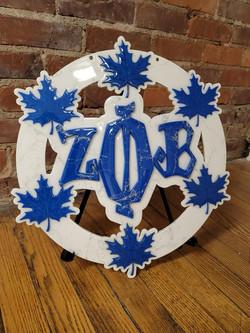 Zeta Wreath