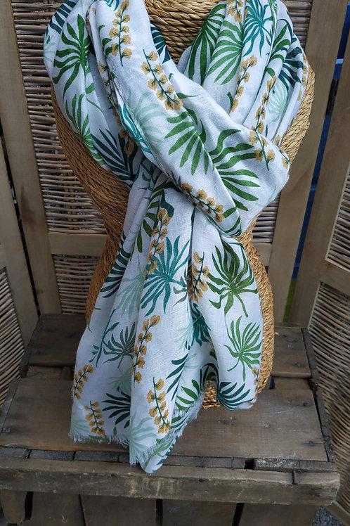 Foulard tropical