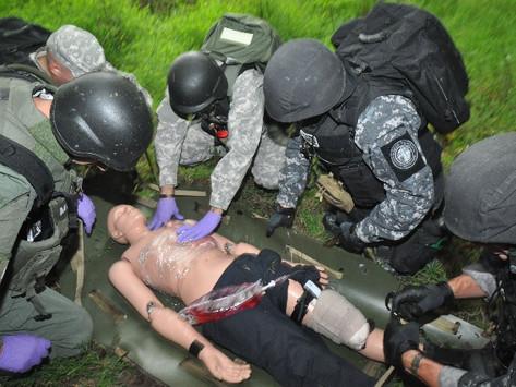 Formation Médecine Tactique