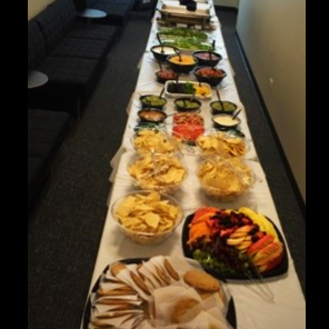Corporate Catering pic