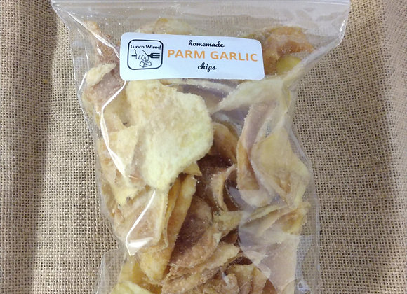 Parm Garlis Chips