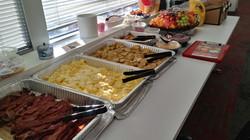 Breakfast Catering Buffet
