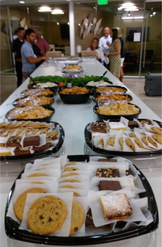 Desserts Corporate Catering pic