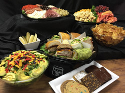 Lunch Catering DTC Salad pic