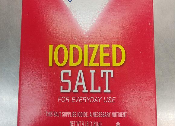 Table Salt (4lb)