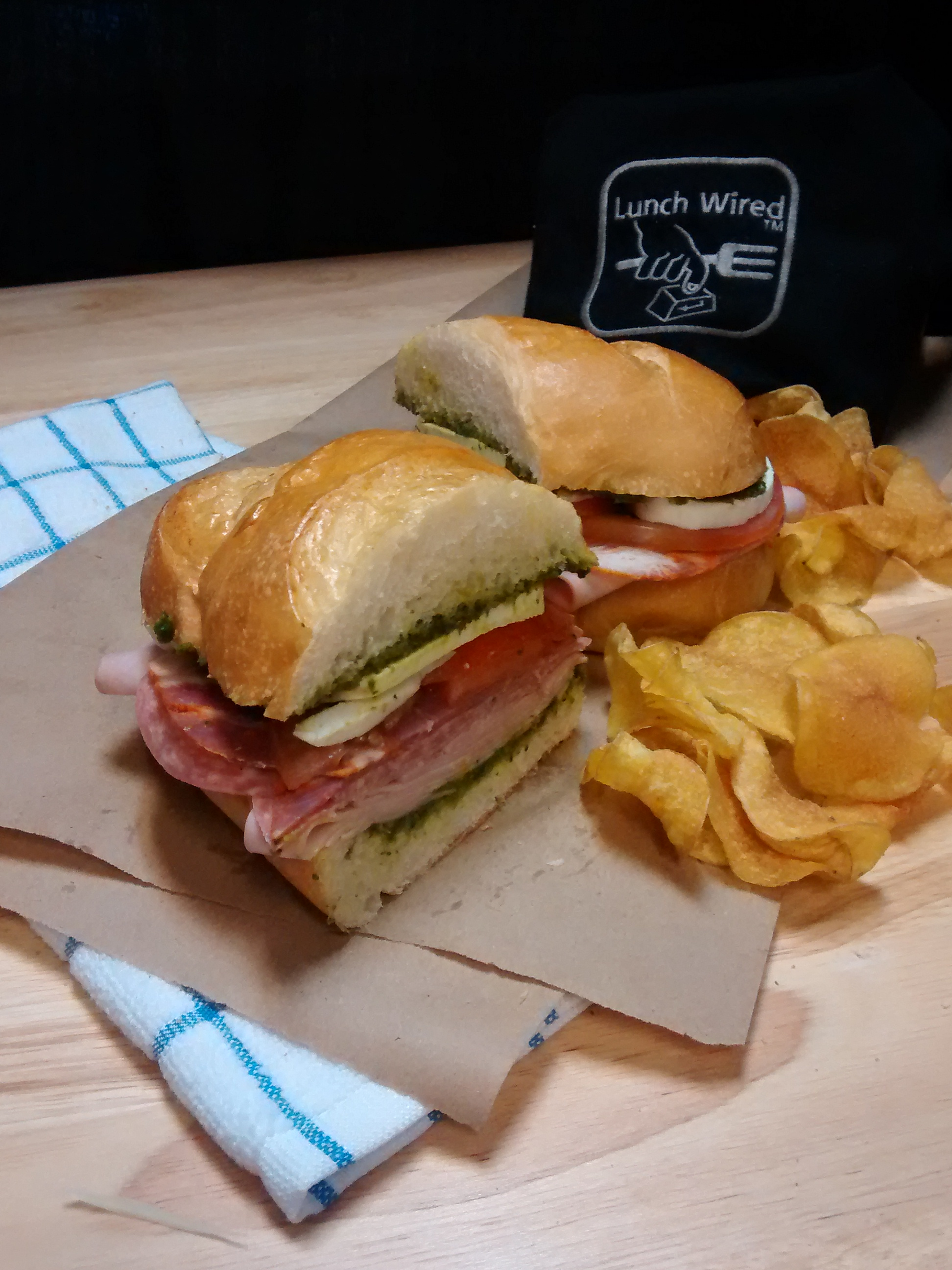 Catering Sandwiches pic