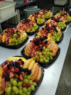 Breakfast Catering Fruit Trays