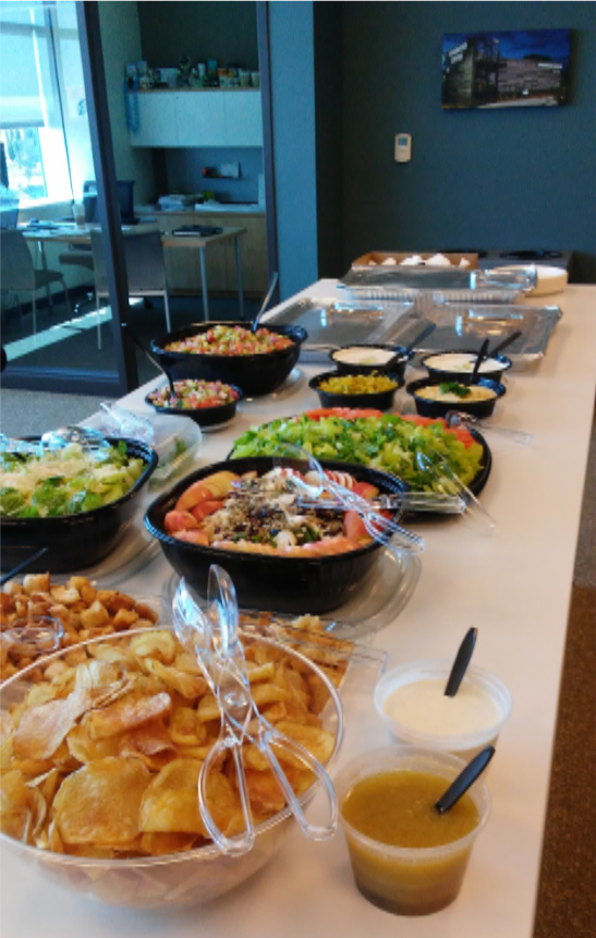 Denver Catering Lunch pic