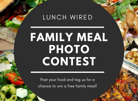 Family Meal Photo Contest
