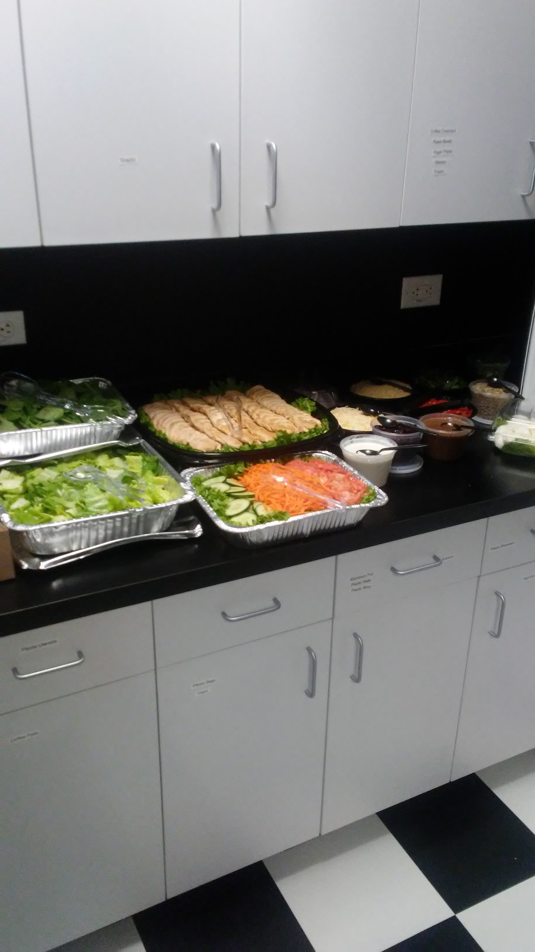 Company Lunch Catering pic