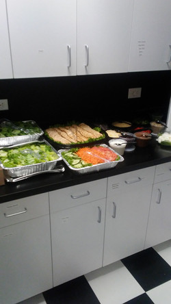 Corporate Lunch Catering pic