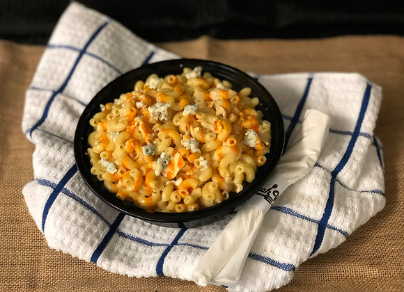 Buffalo Chicken Mac (Served Hot) Pick-Up Only