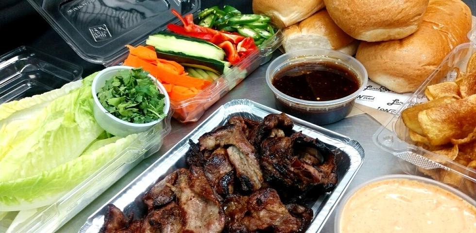 BYO Pork Banh Mi