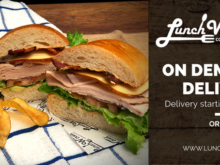 Lunch Wired is Updating our Individual Ordering Platform