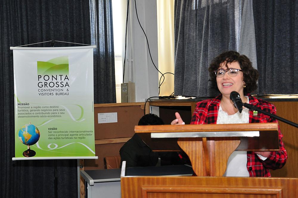 Wagnilda Minasi é proprietária da Volare Comunicação e Bird Eventos