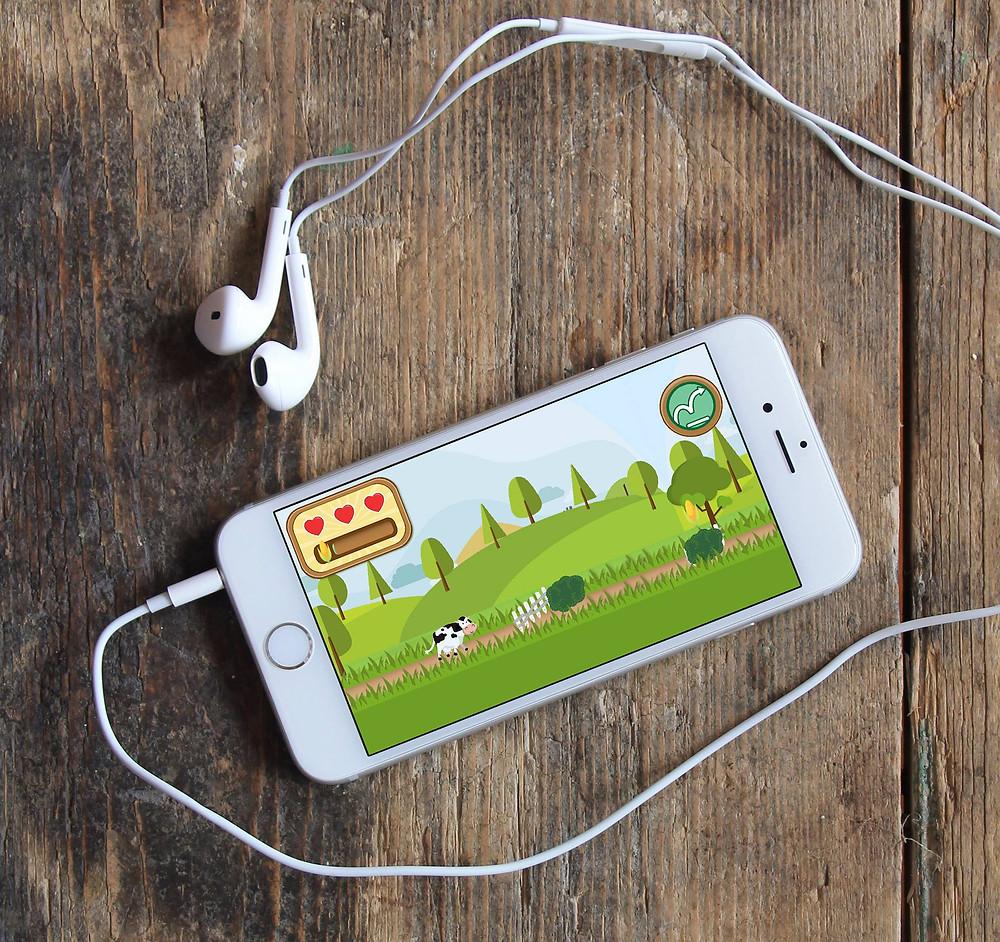 game educativo, Aventuras no Parque