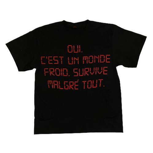 amour dur/tough love t-shirt