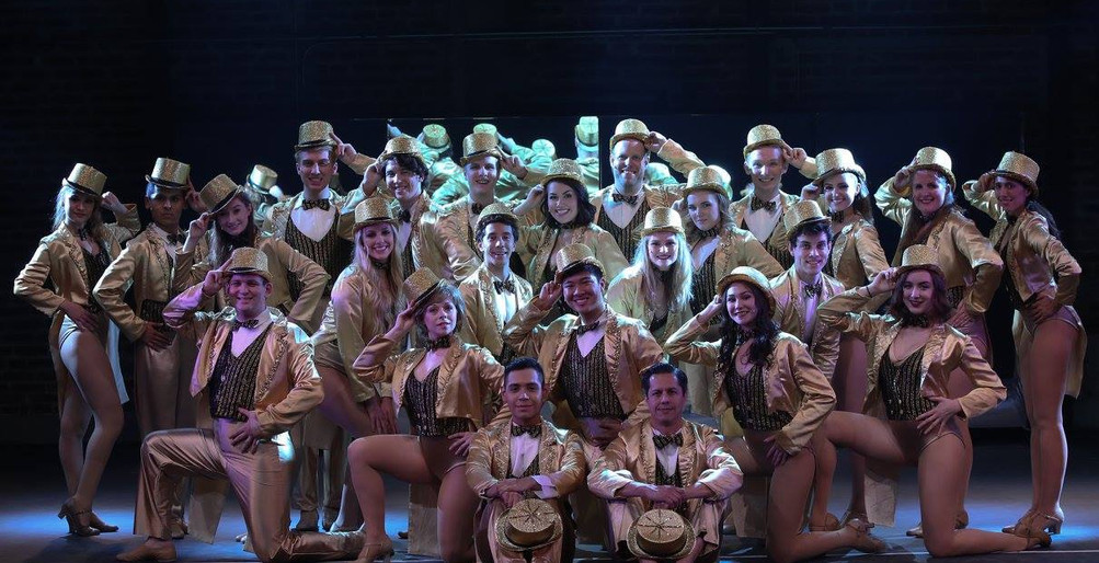 """Don in """"A Chorus Line"""""""