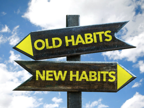 SIX WAYS OF BREAKING A BAD HABIT